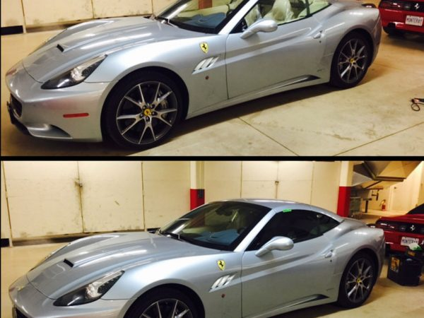 Before-and-After-Ferrari-California-Tinted-Windows-35
