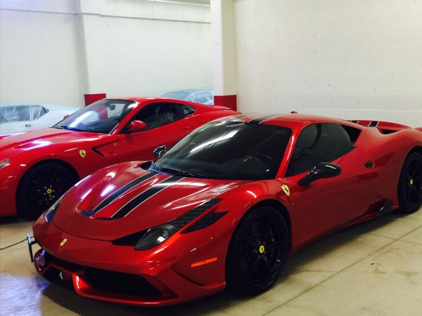 Ferrari-458-Speciale-Tinted-With-Our-Pinnacle-Ceramic-Tint