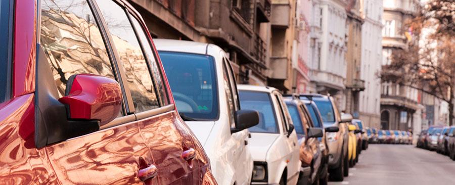Parked-car-toronto