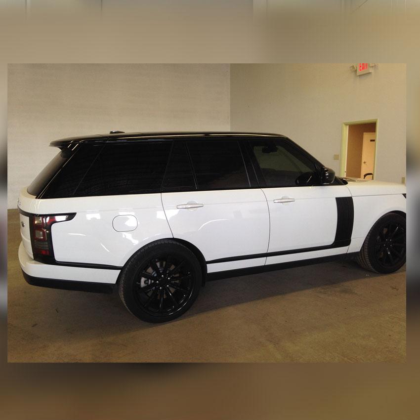 Range-Rover-Tints-and-Trim-Job