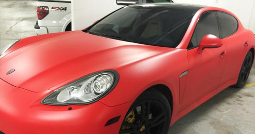 Ceramic Coating Services by Elite Tint
