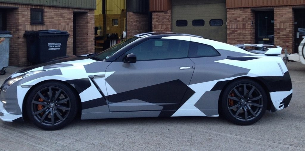 car wrap-vaughan