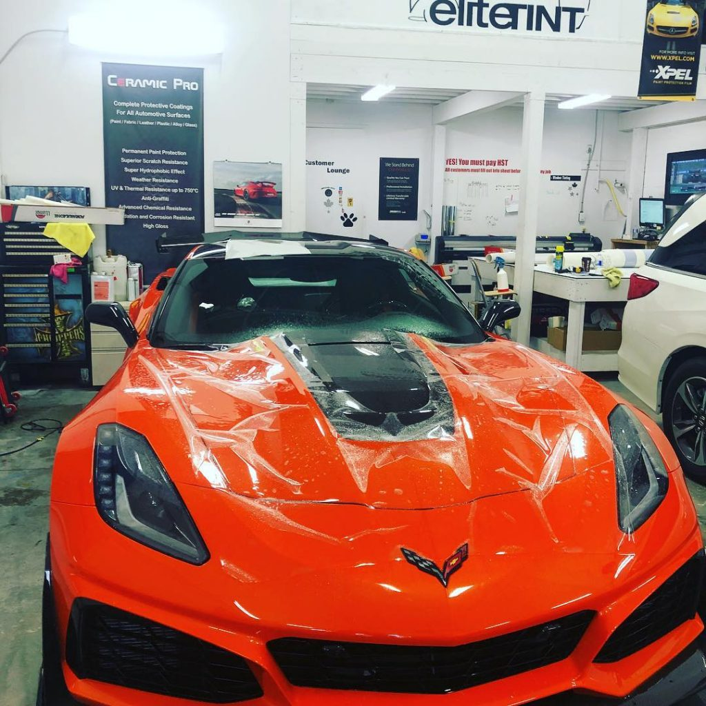 3m paint protection film installers toronto