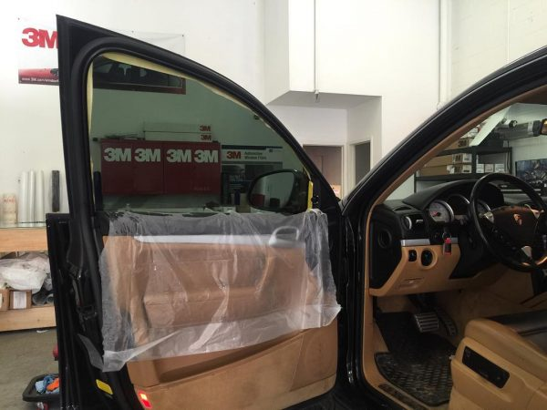 premium car window tinting